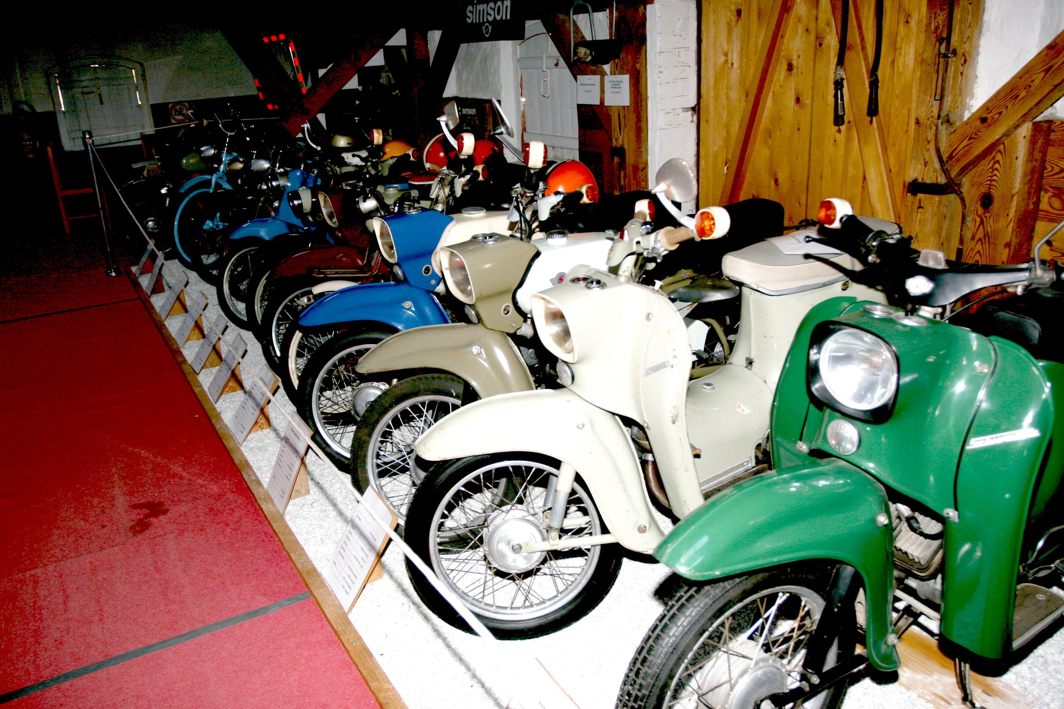 Musées de la moto etc. 10